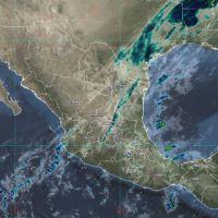 Lluvias puntuales intensas en varios estados de la república