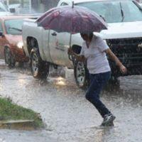 Sureste con lluvias puntuales