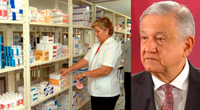 4 farmacéuticas investigadas la SFP recibieron contratos por más de 35 mil MDP en primer año de AMLO