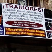 Es legalmente existente huelga del SPUM: Conciliación y Arbitraje