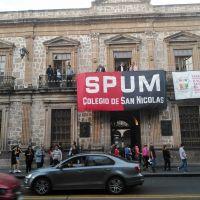 Determina JLCA huelga de puertas abiertas en la UMSNH