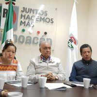 Critica PRI Michoacán, falta de transparencia y deficiencias del Insabi
