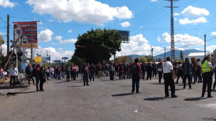 Señala Víctor Zavala a Cristóbal Arias de inmiscuirse en la sección XVIII de la CNTE