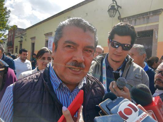 Con federalización de la nómina ya no habrá justificación de manifestaciones: Morón Orozco