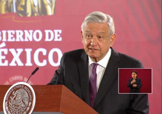 El responsable de los 'feminicidios' es el neoliberalismo: El presidente responde
