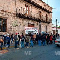 Gobierno Federal deja sin empleo a 220 personas en Michoacán