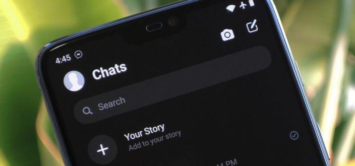 Facebook ha comenzado a probar 'Modo Oscuro' para Android