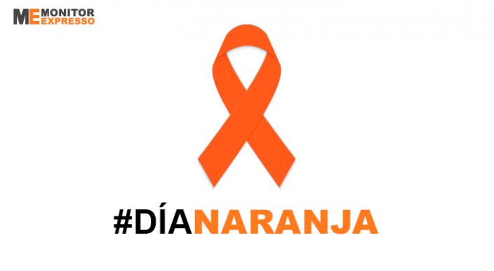 Día Naranja; 'Alto a la violencia contra las mujeres'