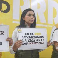 Propondrá GPPRD iniciativa para castigar la difusión de imágenes de víctimas de feminicidio