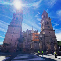 Cielo nublado y un descenso de la temperatura para Michoacán