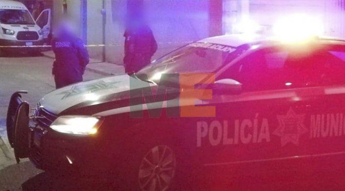 Atacan a tiros a un hombre en Morelia, sobrevive de milagro