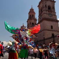 Hasta 3 mil pesos constará multa por ingerir alcohol en Desfile de Toritos de Petate en Morelia
