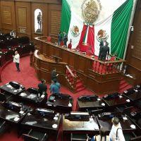 Ausencia, la constante en la LXXIV Legislatura del Congreso de Michoacán