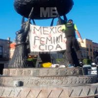 Mujeres michoacanas alzan la voz contra feminicidios