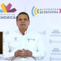 Suspenden actividades no esenciales del gobierno de Michoacán