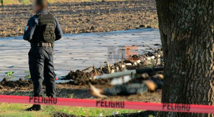 Encuentran dos cuerpos en Zamora, Michoacán con claras huellas de violencia