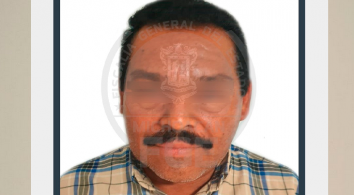 """Capturan a """"El Señor del Sombrero"""", considerado objetivo criminal prioritario en Michoacán"""