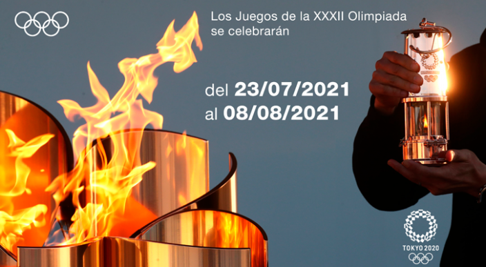 Ya hay fecha para la celebración de los juegos olímpicos de Tokyo 2020