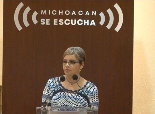 Diana Carpio dejaría la Secretaría de Salud en Michoacán