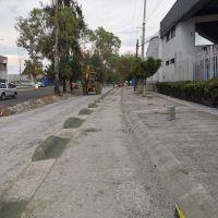 Remodelación de avenida Madero Poniente concluirá a finales de julio