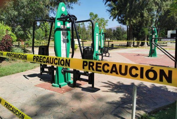 Por contingencia, Ayuntamiento de Morelia reduce operación de espacios deportivos