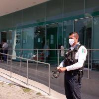 Policía de Morelia inicia operativo de vigilancia en bancos y centros comerciales