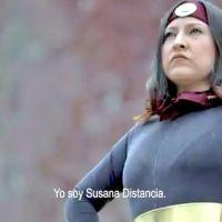 Edil de Metepec se viste de #SuSanaDistancia y en redes se burlan de ella (Video)