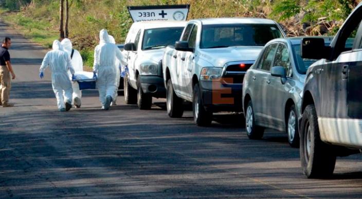 Ejecutan a 5 personas entre ellas una mujer en el municipio de Cotija, Michoacán