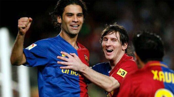 Dirigir al Barcelona, el sueño de Rafa Márquez