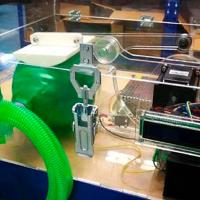 SEE Michoacán analiza construcción de respiradores artificiales para enfermos con COVID-19