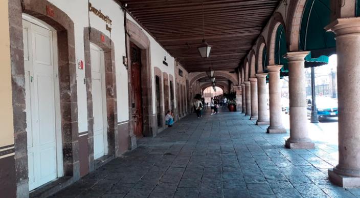 Comerciantes del Centro Histórico esperan repunte de ventas por Día de la Madre