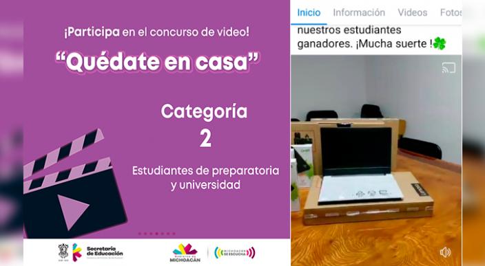 SEE realiza concurso de video #QuédateEnCasa