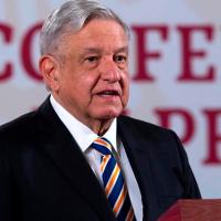 Llama López Obrador a manifestaciones sin violencia