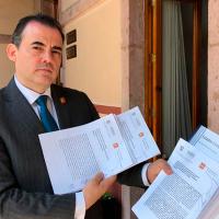 PT va por la remoción de Antonio Madriz de la presidencia del Congreso michoacano