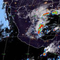 Lluvias puntuales en Sonora, Sinaloa, Chihuahua y Chiapas
