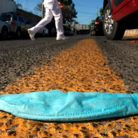 Con la pandemia volvió el plástico de un solo uso
