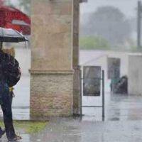 Pronóstico de lluvias en Sinaloa, Nayarit, Jalisco y Michoacán con descargas eléctricas