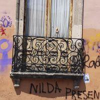 Aún sin fecha, retiro de grafitis en Centro de Morelia