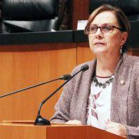 Se disculpa Senadora de Morena por mostrar su torso desnudo