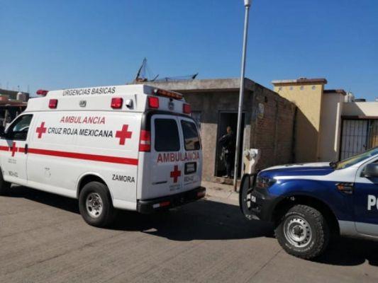 Encuentran el cuerpo de un joven en un Fraccionamiento de Zamora, Michoacán