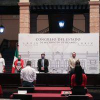Aprueba Congreso incluir la violencia política como una forma de violencia contra las mujeres Michoacán