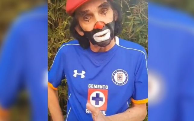 Cepillín se molesta y reclama a Liga MX por no darle el título a Cruz Azul (Video)
