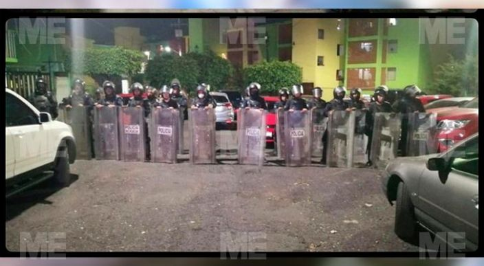 SSP de Morelia desactiva evento de Torito de Petate por ignorar medidas contra el COVID-19