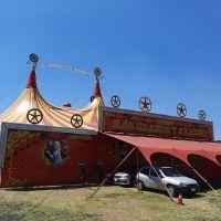 """Cirqueros arrancan con """"Auto-Circo"""", en Morelia"""
