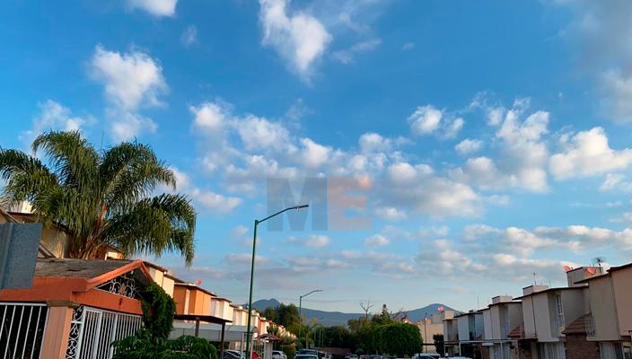 Cielo nublado y posibilidad de lluvias por la tarde para este jueves en Michoacán