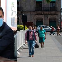 En Michoacán prohibidas actividades que impliquen conglomeración: Silvano Aureoles