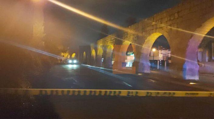 Motociclista perece en derrape en la avenida Acueducto de Morelia