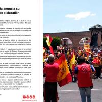 Monarcas anuncia oficialmente que se va a Mazatlán