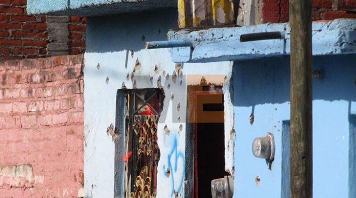 Por segunda ocasión rafaguean vivienda en Zamora, Michoacán
