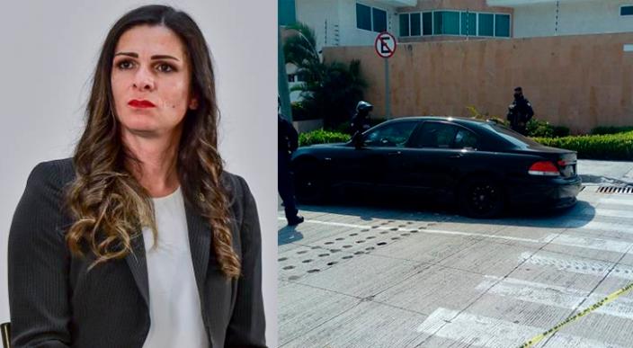 Atacaron a balazos a empresario que denunció a Ana Gabriela Guevara